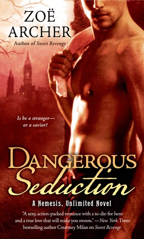 Dangerous Seduction (Nemesis, Unlimited, #2)