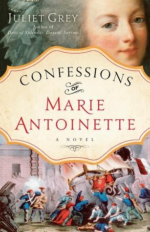 Confessions of Marie Antoinette (Marie Antoinette, #3)