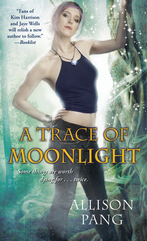 Book Review: Allison Pang's A Trace of Moonlight