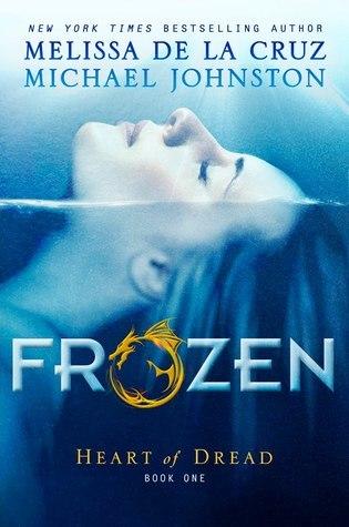 Frozen (Heart of Dread, #1)