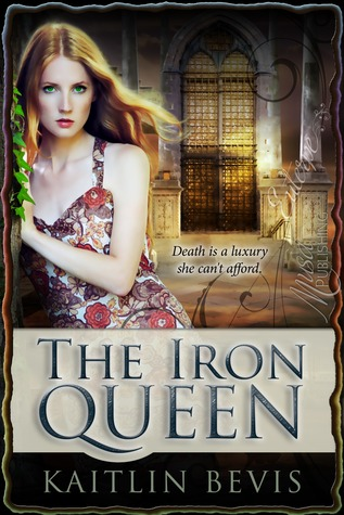 The Iron Queen (Daughters of Zeus, #3)
