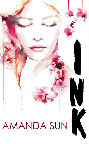 Ink by Amanda Sun book cover