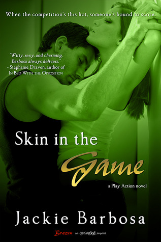 {Review} Skin in the Game by Jackie Barbosa