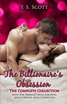 The Billionaire's Obsession ~ Simon (The Billionaire's Obsession, #1)