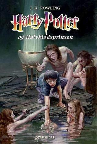 Harry Potter og Halvblodsprinsen (Harry Potter # 6)