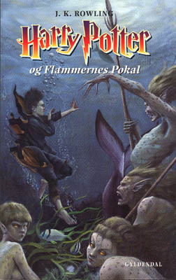 Harry Potter Og Flammernes Pokal (Harry Potter, #4)