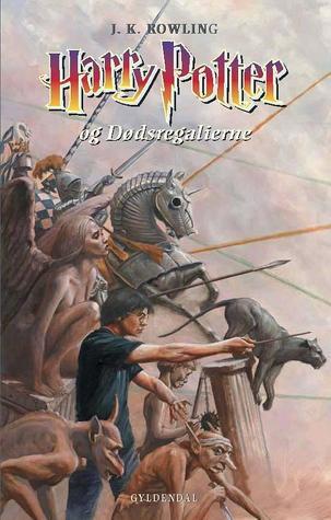 Harry Potter og Dødsregalierne (Harry Potter # 7)
