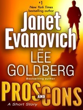 "Book Review: Janet Evanovich & Lee Goldberg's ""Pros and Cons"""