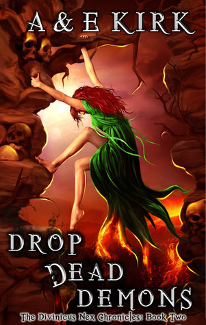 Review: Drop Dead Demons by Eileen Kirk and Alyssa Kirk (@Mollykatie112, @eileenmkirk)
