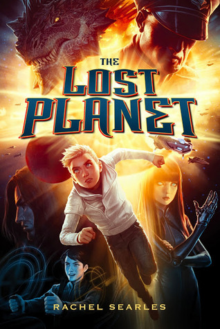 The Lost Planet by Rachel Searles