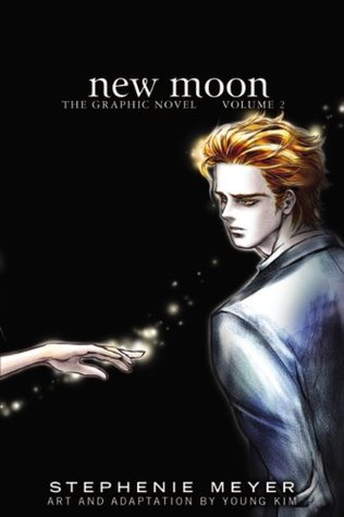 New Moon: The Graphic Novel, Vol. 2 (Twilight: The Graphic Novel, #4)