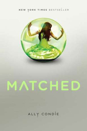 Matched (Matched #1) by Ally Condie