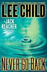 Book Review: Lee Child's Never Go Back