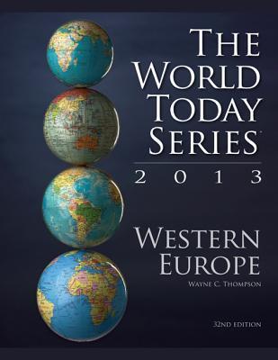 Western Europe  by  Wayne C Thompson