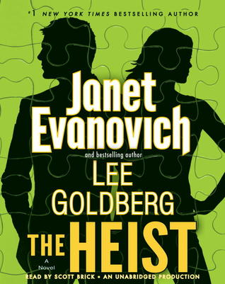 The Heist: A Novel (O'Hare and Fox #1)