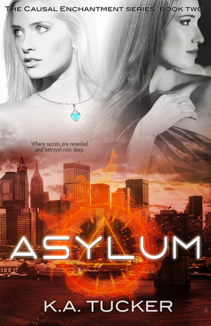 Review: Asylum by K.A.Tucker