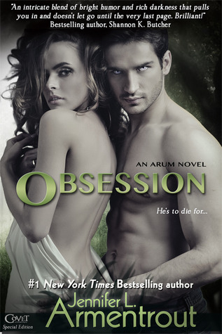 Book Review: Jennifer L. Armentrout's Obsession