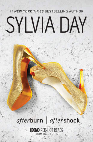 Book Review: Sylvia Day's afterburn | aftershock