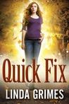 Quick Fix (In a Fix, #2)