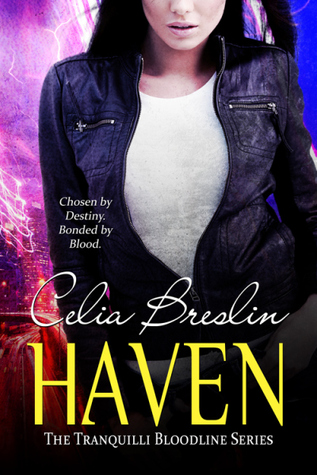 Review: Haven by Celia Breslin