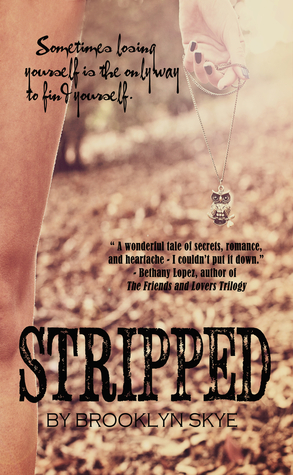 BOOK REVIEW: STRIPPED BY BROOKLYN SKYE