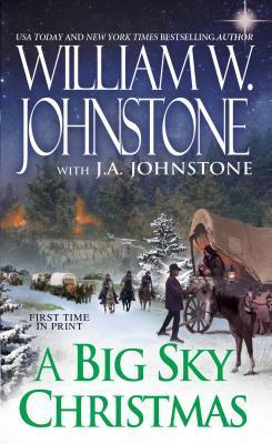 A Big Sky Christmas (Christmas, #3)