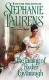The Taming of Ryder Cavanaugh (Cynster, #20; The Cynster Sisters Duo, #2)