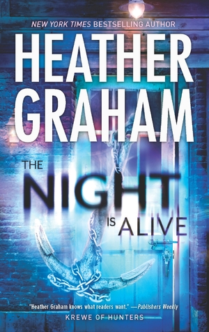 The night is alive krewe of hunters 10 by heather graham