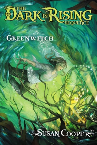 Greenwitch Book Cover