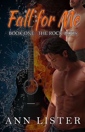 Book Review: Fall For Me ( Rock Gods #1) by Ann Lister
