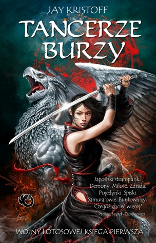 Tancerze Burzy (The Lotus War, #1)