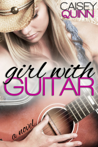 Girl With Guitar book cover image
