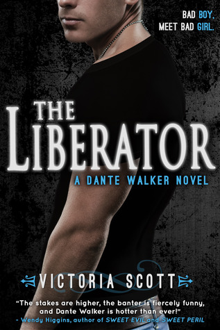 [Review] The Liberator by Victoria Scott