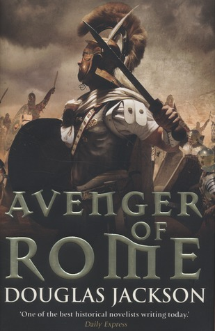 Donald Jackson : Avenger of Rome