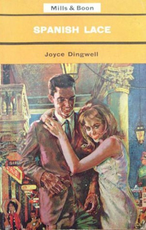 Spanish Lace  by  Joyce Dingwell