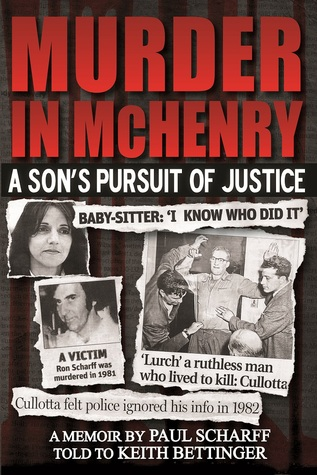 Murder in McHenry by Paul  Scharff