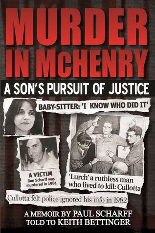Murder in McHenry by Paul  Scharff