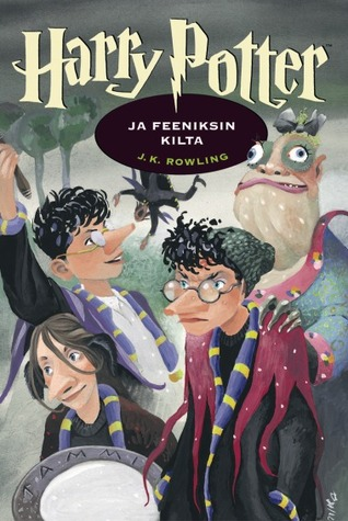 Harry Potter ja Feeniksin kilta (Harry Potter, # 5)