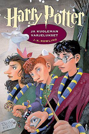 Harry Potter ja kuoleman varjelukset (Harry Potter, #7)