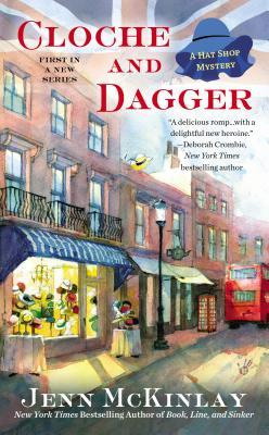 Cloche and Dagger (Hat Shop Mystery, #1)