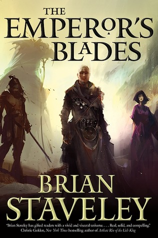 Review: The Emperor's Blades by Brian Staveley (@jessicadhaluska)
