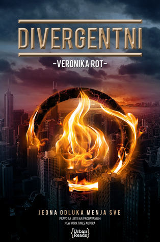 Divergentni (Divergente, # 1)