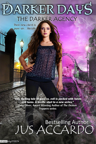 Darker Days (The Darker Agency, #1)