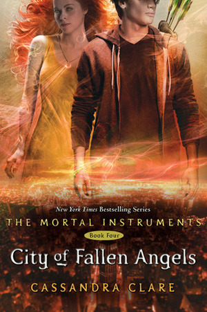 City of Fallen Angels – Cassandra Clare