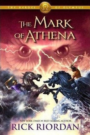 Book Review: Rick Riordan's The Mark of Athena