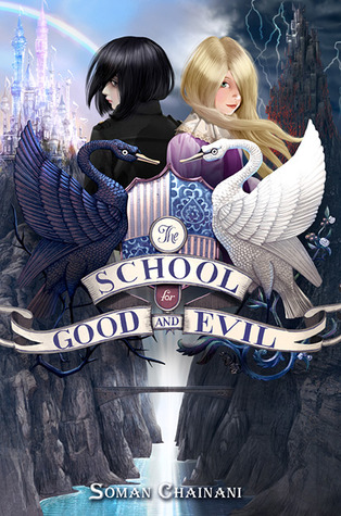 Book Review: Soman Chainani's School for Good and Evil