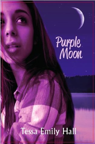 Purple Moon by Tessa Emily Hall