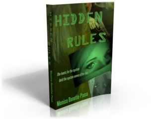 Hidden Rules - the fourth volume of the Alina Marinescu series Monica Ramirez
