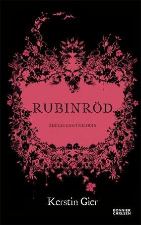 Rubinröd (Ädelstens trilogin, #1)
