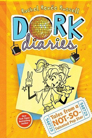Dork Diaries: Tales from a Not-So-Fabulous Life 1 by Rachel Renée Russell (2009,